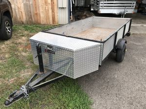 4x8 utility quad trailer for Sale in Beaverton, OR