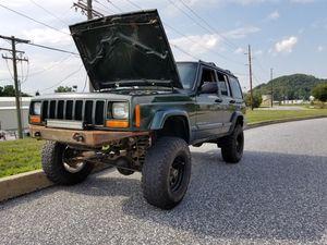 Custom Jeep XJ Cherokee Steel Front Bumper for Sale in Goldsboro, PA