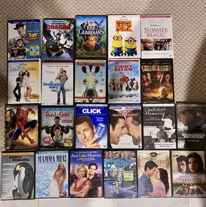 22 DVDs 📀 for Sale in West Los Angeles, CA