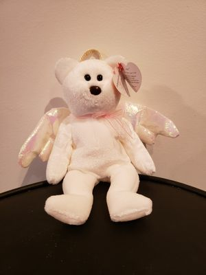 1998 Ty Beanie babies RETIRED bear Halo for Sale in Toms River, NJ