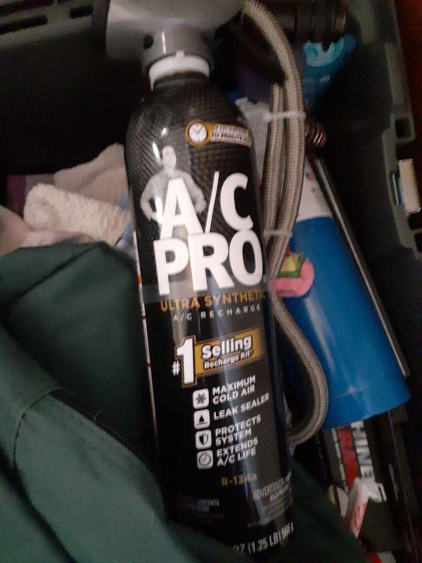 Auto a/c pro