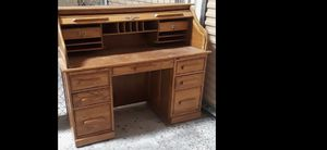 Antique Roll Top Desk for Sale in Riverside, CA