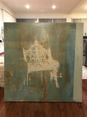 Abstract Art (Z Gallerie) for Sale in Los Angeles, CA