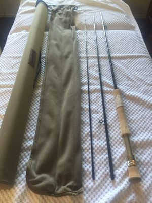 G Loomis Crosscurrent 9wt. 9' 3pc fly rod NEVER USED!! for Sale in Las Vegas, NV