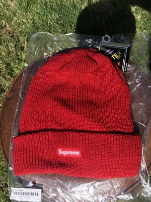 New and Used Supreme beanie for Sale - OfferUp