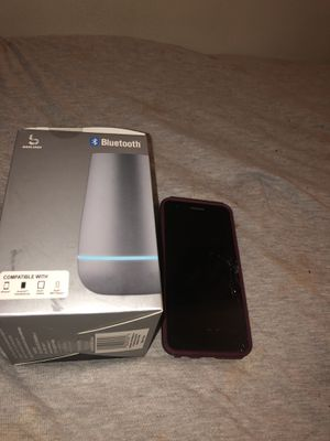 Android Phone & Speaker for Sale in Chillum, MD