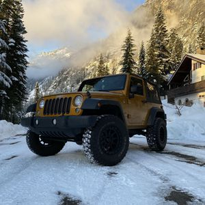 2014 Jeep Wrangler Sport 4WD for Sale in Kent, WA