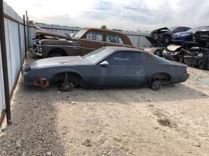 1982 Chevy camaro parts for Sale in Grand Prairie, TX