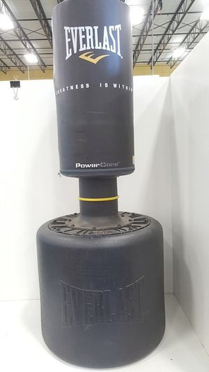 Punching bag for Sale in Palm Harbor, FL