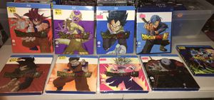 Dragon Ball super part 01- 02 - 03 - 04 - 05 - 07 - 08 - 09 for Sale in Los Angeles, CA