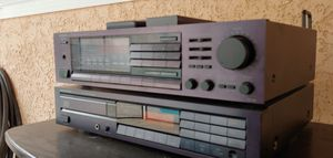 Onkyo Receiver and Cd Player w/ remotes for Sale in Las Vegas, NV
