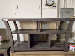 TV Stand, Grey for Sale in Garden Grove, CA