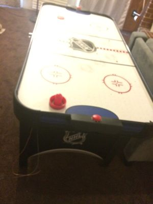 Kids air hockey table $15 for Sale in Chesapeake, VA