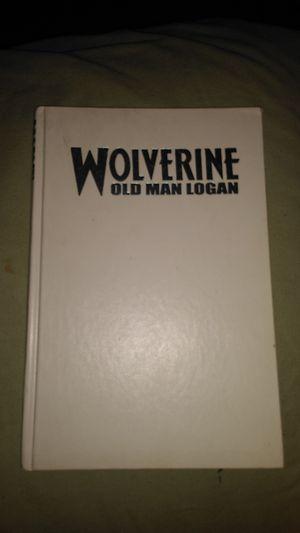 Old Man Logan hard cover for Sale in Las Vegas, NV