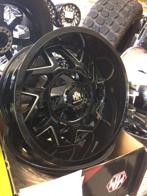 Rims and tires 6x135/5.5 20x10 for Sale in Lakeland, FL