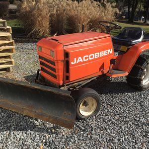 Jacobsen Garden Tractor $375 for Sale in Coraopolis, PA