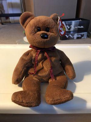 TY beanie baby teddy style 4050 for Sale in Manassas, VA