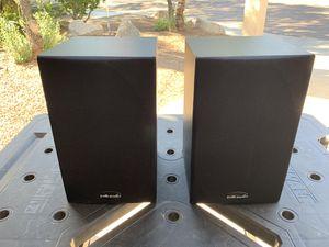 2 Polk Audio Speakers LIKE NEW for Sale in Scottsdale, AZ