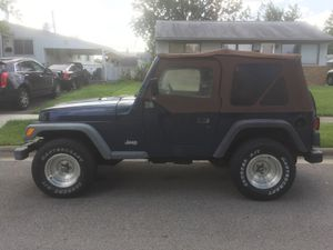 2000 Jeep Wrangler TJ for Sale in Grove City, OH