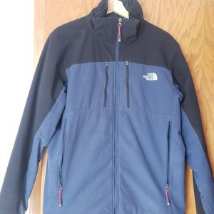 The north face men's jacket blue/black size M for Sale in Chicago, IL