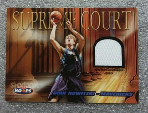 DIRK NOWITSKI 2004-05 HOOPS, SUPREME COURT, JERSEY #SC/DN for Sale in East Syracuse, NY