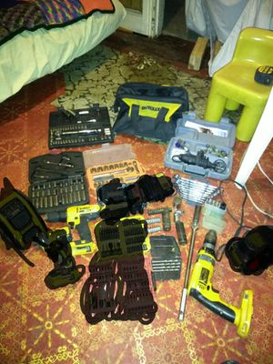 Lot of tools for Sale in Baltimore, MD
