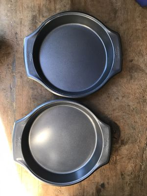 Pending pick up FREE Round Baking Pans for Sale in Garner, NC