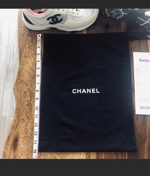 🆕AUTHENTIC CHANEL DUST BAG shoes not 4 sale for Sale in Seattle, WA