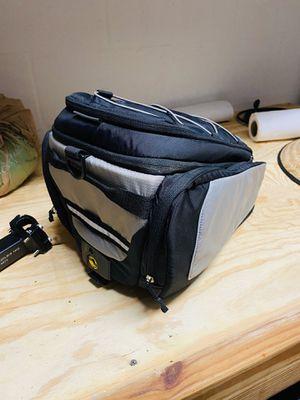 Bontrager bike bag and rack bundle bicycle trek specialized Scott cannondale for Sale in Windermere, FL