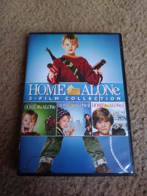 Home Alone DVD Movie Set for Sale in Sophia, NC