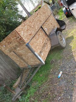 4X8 trailer for Sale in Portland,  OR