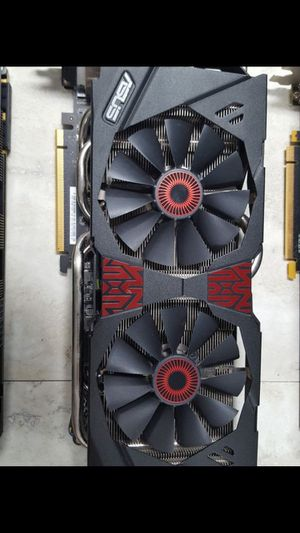 Gtx 980 strix gddr5 computer pc video card gaming gpu for Sale in Jacksonville, FL