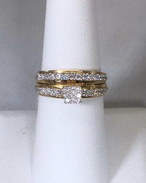 14kt Diamond Wedding Women's Ring for Sale in Tampa, FL