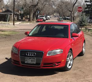 2006 Audi A4 manual 6 speed for Sale in Colorado Springs, CO