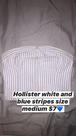 Hollister tube top for Sale in Dinuba, CA
