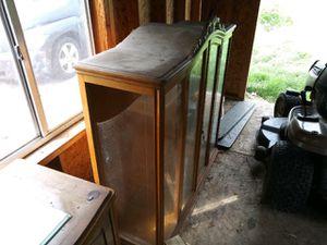 Antique hutch for Sale in Creedmoor, TX