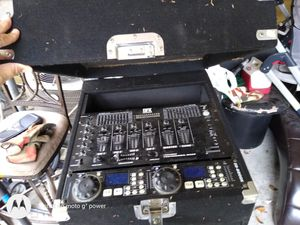 DJ eq for sale $100cash for Sale in Tampa, FL