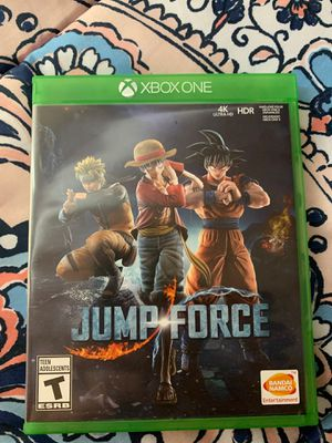 XBOX Jump Force for Sale in Kennewick, WA