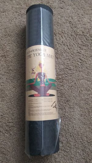 NEW eco friendly yoga mat for Sale in Pickerington, OH