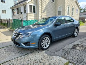 2012 Ford Fusion SEL MINT!! for Sale in Malden, MA