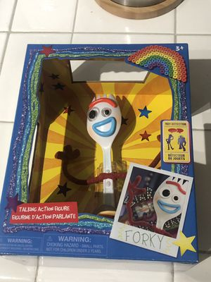 Forky Toy Story Collectible for Sale in Alhambra, CA