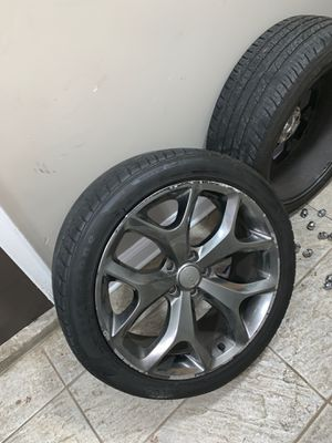 Honey comb Dodge rims for Sale in Oxon Hill, MD