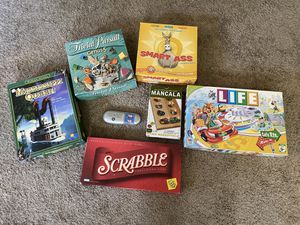 Vintage Board games Bundle for Sale in Lakewood, CO