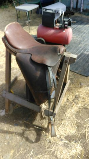 3 horse saddle's and accessories for Sale in San Jose, CA