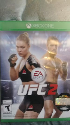 Xbox one ufc2 for Sale in Elma, WA