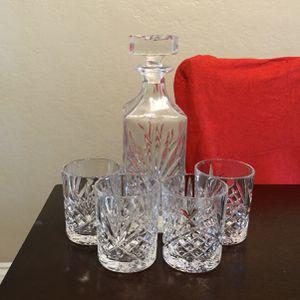 Whiskey Decanter for Sale in Rialto, CA