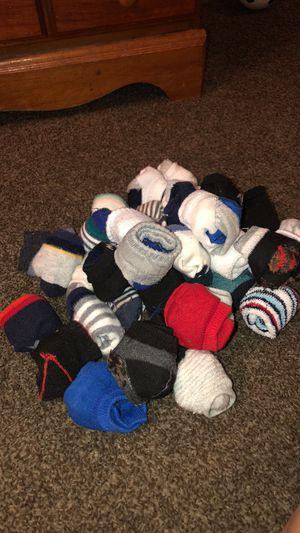 Baby socks 39ct for Sale in Fresno, CA