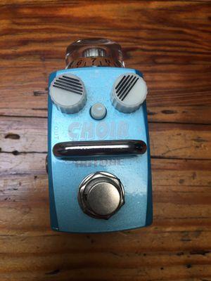 Hotone Choir chorus guitar pedal for Sale in Denver, CO