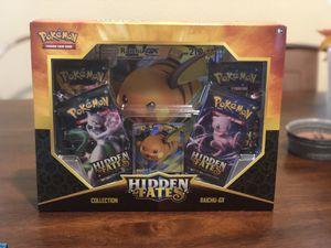 Pokemon Raichu Hidden Fates for Sale in Murrieta, CA