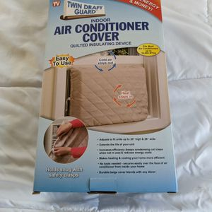 Never Used wall Unit AC Cover for Sale in Medford, NY